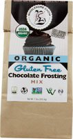Wholesome Chow Organic Gluten Free Frosting Mix Chocolate -- 7.2 oz