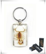 Keychain Scorpion
