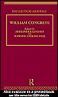 img - for William Congreve: The Critical Heritage (The Critical Heritage Series) book / textbook / text book