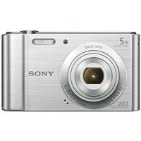 Sony W800/S 20 MP Digital Camera (Silver)