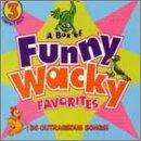 Larry Verne - Wacky Favorites - Zortam Music