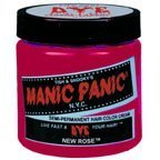 Manic Panic ~ Semi-Permanent Hair Dye ~ New Rose
