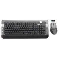 Trust DS-4700R Wireless Multimedia Keyboard & 8 Button Laser Mouse Desktop Set