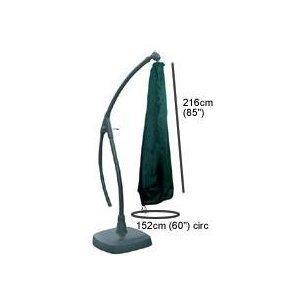 Housse pour parasol déporté avec pied 216cm gamme élite '   fr shop
