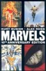Kurt Busiek Marvels 10th Anniversary HC (Marvel Heroes)