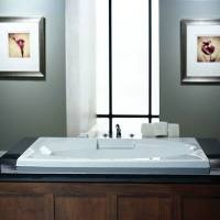 Jacuzzi Nova, 6 Soaking Bathtub - 7263