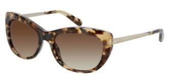 Kate Spade Sunglasses - Jayna / Frame: Camel Tortoise Lens: Brown Gradient-Jaynas0Esp