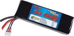 Venom 20C 1550MAH 7.4V 2-CELL LIPO Battery Pack