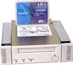 Sony SDT9000 4mm DDS3 Internal SCSI, Refurbished to Factory Specifications