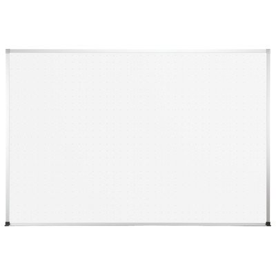 Thermal-Fused 4' X 8' Dot Grid Whiteboard