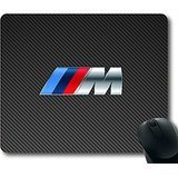 Popular-Mouse-Pad-with-BMW-logo-6-Non-Slip-Neoprene-Rubber-Standard-Size-9-Inch220mm-X-7-Inch180mm-X-18-Inch3mm-Mousepads