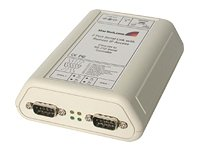 StarTech.com 2 Port RS232 Serial over IP Ethernet Device Server (NETRS232_2)