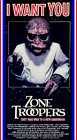 Zone Troopers VHS Tape