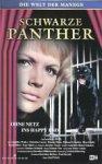 Der schwarze Panther [VHS]