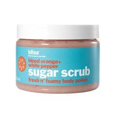 Bliss Sugar Scrub, Blood Orange + White Pepper 11.6 oz (330 g)
