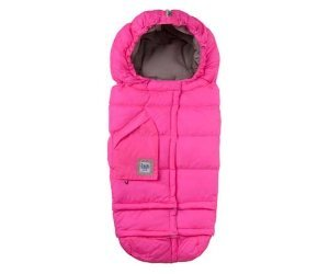 7 A.M. Enfant Blanket 212 Evolution Footmuff - Neon Pink