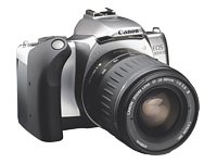 Canon EOS 3000V 35mm SLR Camera :  digital camera cheap centre