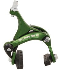 Image of BRAKE ROAD DIA-COMPE BRS-101 43-57MM FRONT GREEN (460/0267)