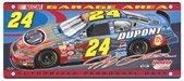Jeff Gordon Garage Sign by North East Sports Merchandise