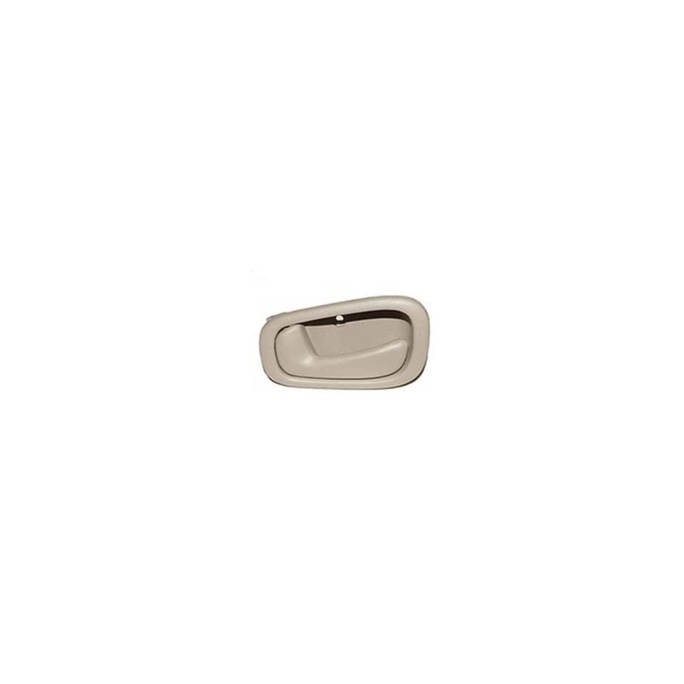 Motorking 69206 02050 E0 Toyota Corolla Tan Replacement Driver Side Inside Door Handle