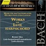 Bach: Works for Lute-Harpsichord (Edition Bachakademie Vol 109) /Hill