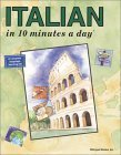 Italian in 10 Minutes a Day, 5th Edition (0944502334) by Kristine K. Kershul
