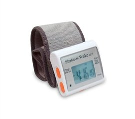 Silent Vibrating Personal Alarm Clock Shake-N-Wake by LilGift