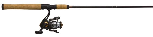 Shakespeare Crusader Medium Spinning Combo, 6-Feet