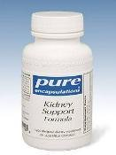 Pure Encapsulations Kidney Support Formula 60 Vcaps