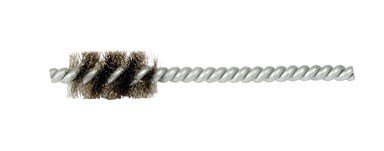 Forney 70473 Stainless Steel Power Tube Brush 4-Inch-by-1/2-Inch