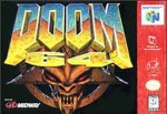Doom 64 - Nintendo 64 - PAL