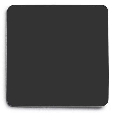 Wedding-Star-41089-10-Personalized-Paper-Coasters-Square-Black