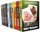Robert Muchamore Cherub Collection 11 Books Set New RRP: £ 76.89 (The Fall, Man Vs Best, The Sleepwalker, Class A, The Killing, Maximum Security, Brigands M.C. , The General, The Recruit, Mad Dogs, Divine Madness) (Robert Muchamore Cherub) Robert Muchamo