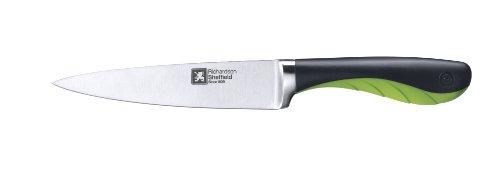 Richardson Sheffield 6-Inch Gripi Cooks Knife, Green