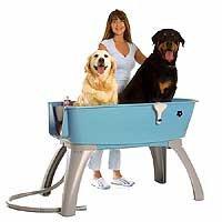 Booster Bath Plastic Dog Bath