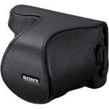 Sony Alpha NEX Lens Jacket with Embossed Design (Black)