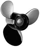 Vortex 3-Blade Aluminum Propeller Housing, 14-1/4 dia x 21 pitch <br><b>Hub Kit Sold Separate