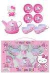 Hello Kitty Tin Tea Set: Princess