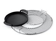 Weber Original Gourmet BBQ System Sear Grate Set