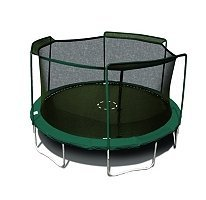15' Trampoline Combo Includes Enclosure