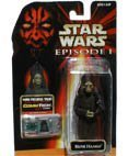 Star Wars Episode 1 Rune Haako Action Figure