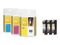 Ink cartridge n°50 cyan 42ml (51650CE) HP 51644CE