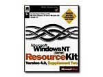 Microsoft NT Server Resource Kit (Microsoft Professional Editions) (1572313447) by Microsoft Press