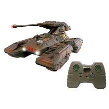 Halo R/C Scorpion Tank