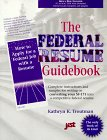 img - for Federal Resume Guidebook: A Step-By-Step Guidebook for Writing a Federal Resume in Accordance With the Office of Personnel Management's Flyer, Of-510 book / textbook / text book