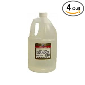 Amazon.com: McCormick Clear Imitation Vanilla Extract - 1 gallon jug