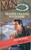 All in the Family (Men Made in America: West Verginia #48) (0373451989) by Heather Graham Pozzessere