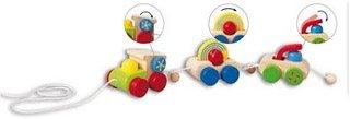 Plan Toy Happy Engine - 1