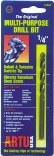 Artu-Usa 15/32X6In Multi-Purp Drill Bit 01062