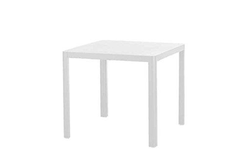 Diamond Garden Tisch Kingston Weiß